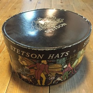 STETSON ORIGINAL BOX