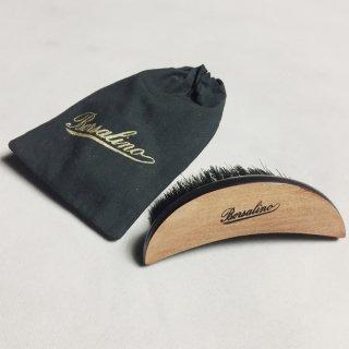 SMALL HAT BRUSH (HORSE HAIR)