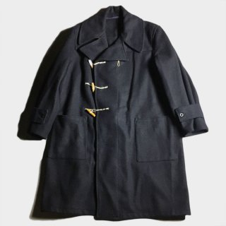 50's FRENCH ARMY DUFFLE COAT