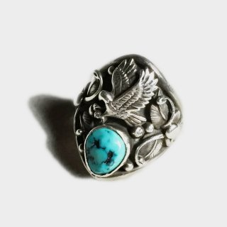 NAVAJO EAGLE RING (17号)