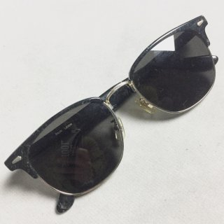 RL SUNGLASS (BLACK/GOLD)