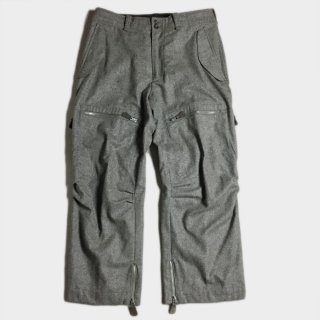 WOOL FLIGHT PANTS (W34)