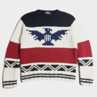EAGLE COWICHAN SWEATER (M)