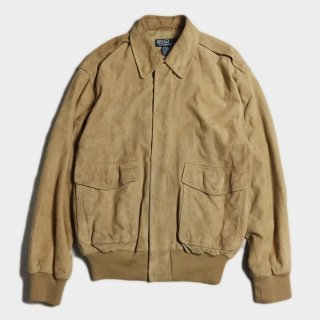 SUEDE A-2 JKT (S)