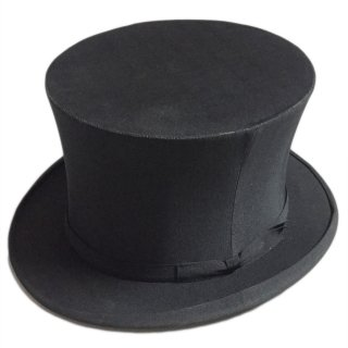 30's SILK TOP HAT (DEAD-57CM)