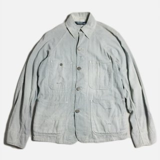 HICKORY COVERALL (M)