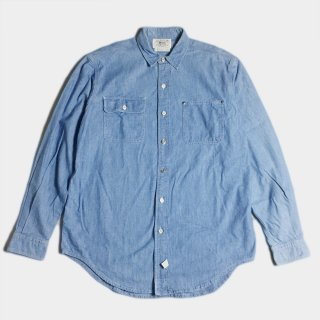 DENIM SHIRTS (WH LABEL - L)