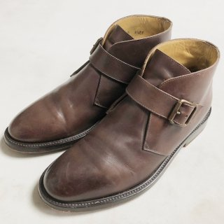 SINGLE MONK CHUKKA(26.5CM)