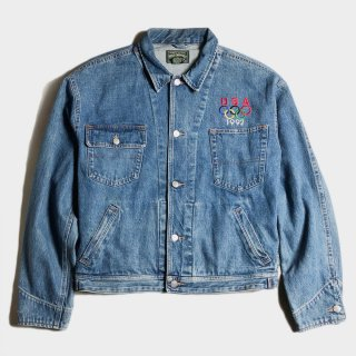92 OLYMPIC DENIM JKT(M)
