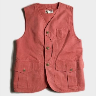 MOON FACE HUNTING VEST(M)