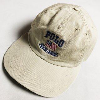 FLAG LOGO CAP(USA)