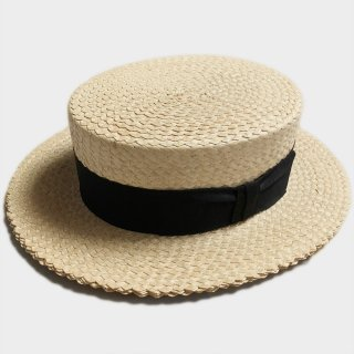 40's BOATER HAT(58CM)