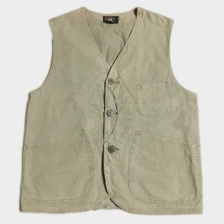 MOON FACE HUNTING VEST(L)