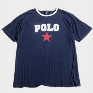 POLO STAR TEE (USA-L)