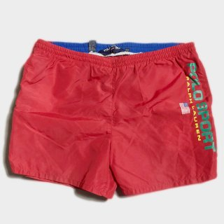 LOGO SHORT PANTS(M)