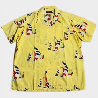 YACHT SHIRTS(XL)