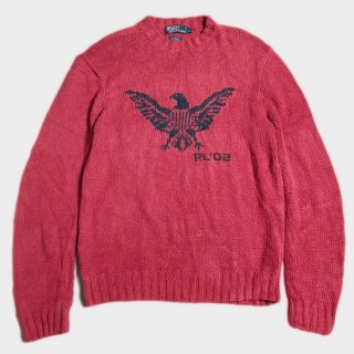 02 EAGLE HAND KNIT(L)