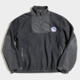 FLEECE HALP ZIP(USA-L)