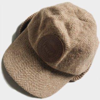 TWEED RIB CAP (L)