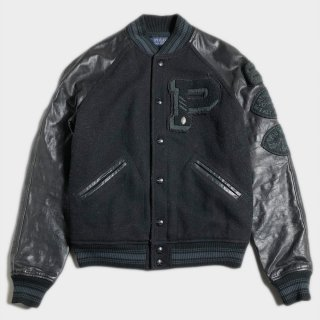 LEATHER STADIUM JACKET(S)