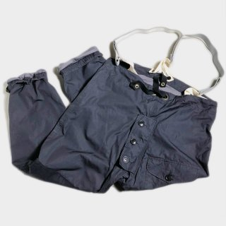 90s ROYAL NAVY VENTILE TROUSERS