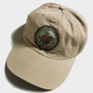BEAR PATCH CAP(DEAD-USA)
