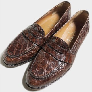 CROCODILE LOAFER (ITALY-27CM)