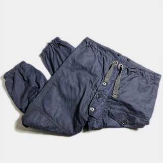 60s ROYAL NAVY VENTILE TROUSERS