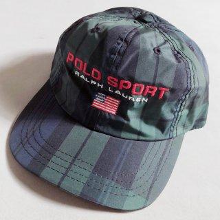 SPORT L. CHECK CAP(DEAD-USA)