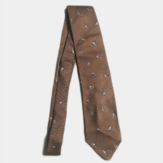 BIRD ALLOVER TIE(USA)