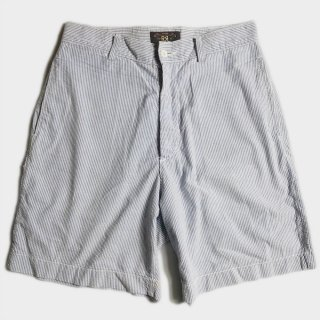 SEER SUCKER SHORTS(USA-W31)
