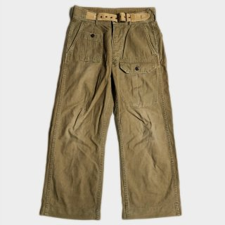 BELTED B.A. TROUSERS (W28)