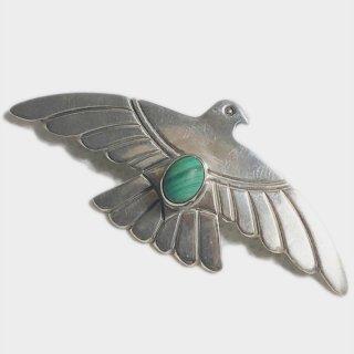 60's N. THUNDERBIRD BROOCH