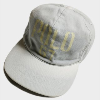 VINTAGGE POLO 67 CAP(USA)