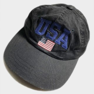 USA FLAG CAP(USA)