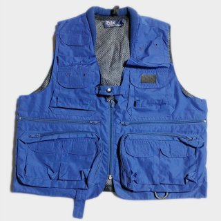 HI TECH FISHING VEST(M)