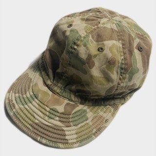 DUCK CAMO MIL CAP (L)