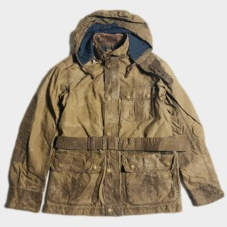 OILED COTTON HUNTING JKT(L)
