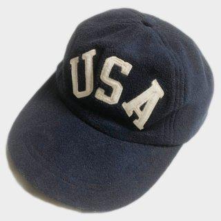 USA FLEECE B.B. CAP(USA)