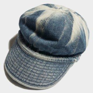 VINTAGE DENIM WORK CAP(L/XL)