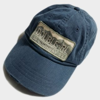 V. DOUBLE RL PATCH CAP(FREE)
