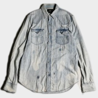 V. REPAIR W. DENIM SHIRTS(L)