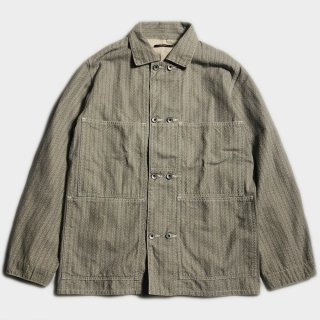 RAILROAD DOUBLE BREASTED JKT