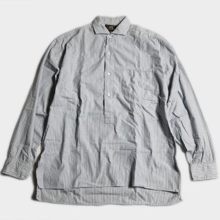 PULLOVER STRIPE SHIRTS(M)