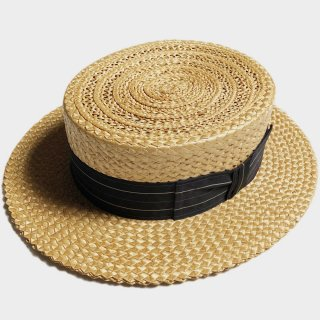 30's BOATER HAT(DEAD-57.5CM)