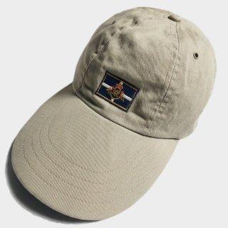EMBLEM LONG BILL CAP(USA)