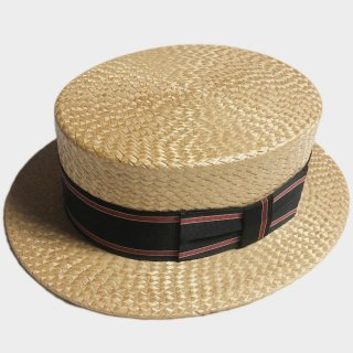 50's BOATER HAT(DEAD-57.5CM)