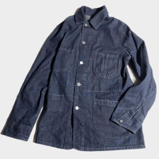 DENIM COVERALL JKT(S)