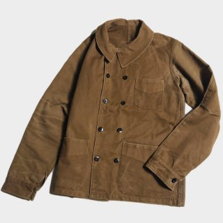 40's F. BROWN DUCK DOUBLE B. JKT