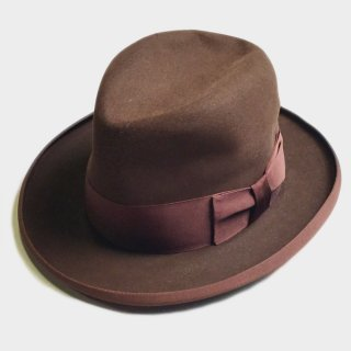 50's HOMBURG HAT